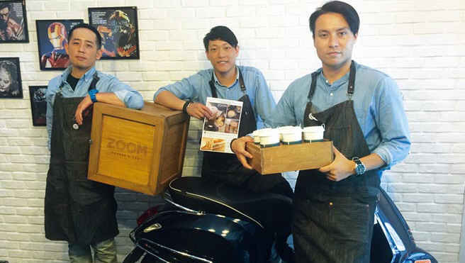 微型創業- APP開店 助陣 ZOOM咖啡 差異化闖出頭 會員經營 好輕鬆